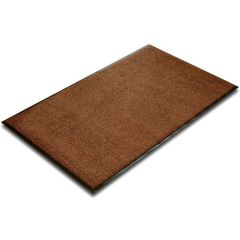 EntryGard Washable Mat 90x120cm Brown Janitorial Supplies