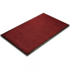 EntryGard Washable Mat 90x150cm Red Janitorial Supplies