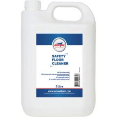 Arrow Safety Floor Cleaner 5 Litre Janitorial Supplies