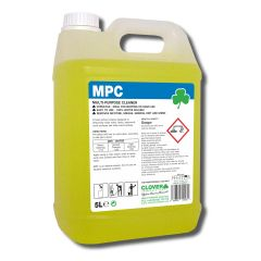 Clover MPC Multi Purpose Cleaner 5 Litre Janitorial Supplies