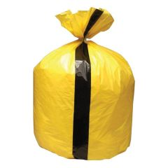 Waste Tiger Bags Medium Duty Yellow Janitorial Supplies