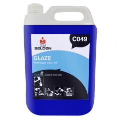 Selden C049 Glaze Glass VDU Cleaner Janitorial Supplies