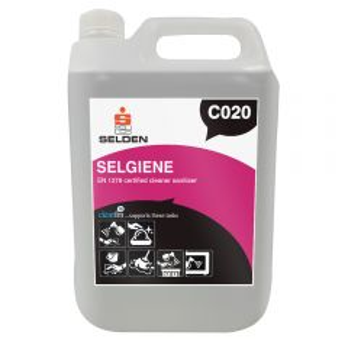 Selden C020 Selgiene Janitorial Supplies