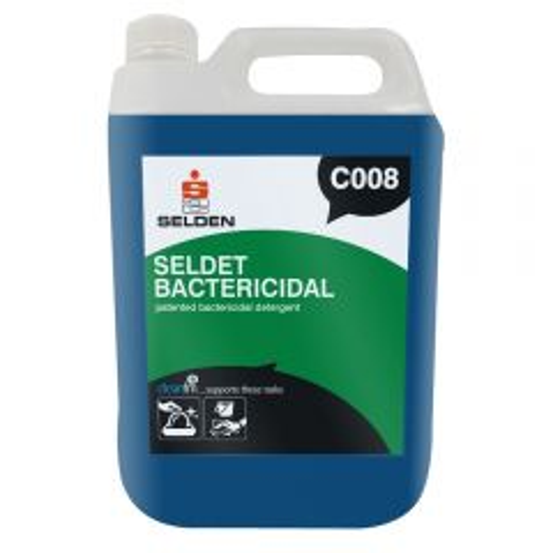 Selden C008 Seldet Bactericidal Janitorial Supplies
