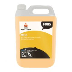Selden F085 MD 5 Dishwashing Detergent Janitorial Supplies