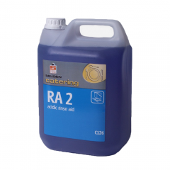 Selden C126 RA2 Rinse Aid Janitorial Supplies