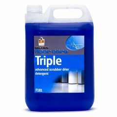 Selden F181 Triple Janitorial Supplies