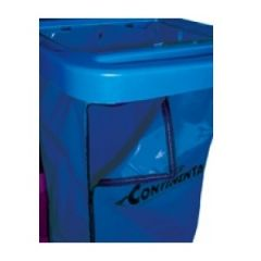 Waste bags for Structocart Trolley Blue Janitorial Supplies