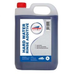 Arrow Hard Water Rinse Aid 5 Litre Janitorial Supplies