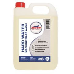 Arrow Hard Water Machine Ware Wash 5 Litre Janitorial Supplies