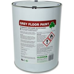 Clover Floor Sealant Grey Paint Janitorial Supplies