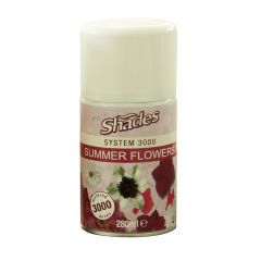 Shades Summer Flowers Air Freshener Refill Janitorial Supplies