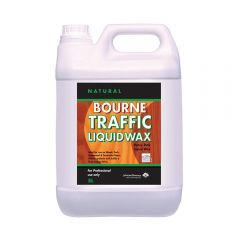 Bourne Traffic Liquid Wax Janitorial Supplies