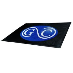 Outdoor Logo Scraper Mats 85 x150cm Janitorial Supplies