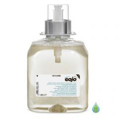 Gojo FMX Mild Foam Hand Wash Fragrance Free 1250ml Janitorial Supplies