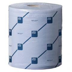 Tork Reflex Wiping Paper Plus Blue Janitorial Supplies