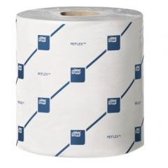 Tork Reflex Wiping Paper Plus White Janitorial Supplies