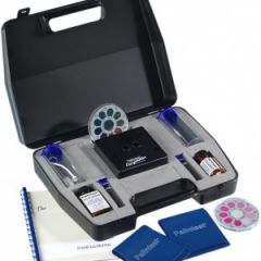 Palintest SP130 Balanced Water, PH and Bromine Test Kit Janitorial Supplies