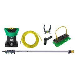 Unger DIUK1 HydroPower Ultra Aluminium Starter  Kit 6m Janitorial Supplies