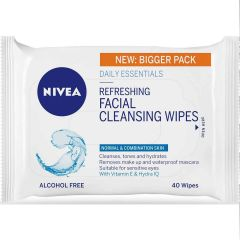 Refreshing Facial Cleansing Wipes Janitorial Supplies
