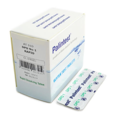Palintest DPD No 1 Rapid Dissolve Tablets Janitorial Supplies