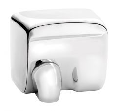 Turbodry Fast Hand Dryer Automatic Chrome Janitorial Supplies