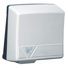 Prepdry Hand Dryer Automatic White Janitorial Supplies