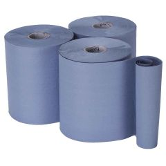 Impressions Hand Towel Roll Blue Janitorial Supplies