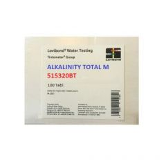 Lovibond Total Alkalinity Tablets - Foil Janitorial Supplies