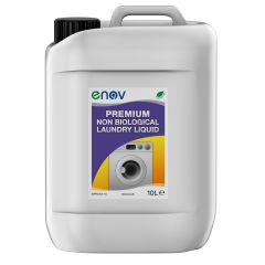 Premium Non Biological Laundry Liquid 10 Litre Janitorial Supplies