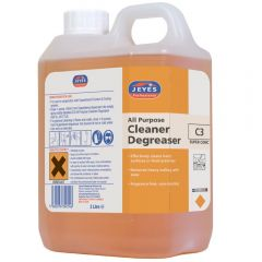 Jeyes C3 All Purpose Cleaner Degreaser 2 Litre Janitorial Supplies