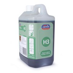 Jeyes H3 Glass & Multi Surface Cleaner 2 Litre Janitorial Supplies