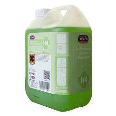 Jeyes H4 Air Freshener & Odour Neutraliser 2 Litre Janitorial Supplies