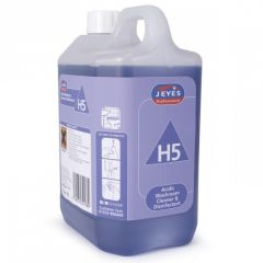 Jeyes H5  Acidic Washroom Cleaner & Disinfectant 2 Litre Janitorial Supplies