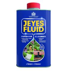 Jeyes Fluid Multipurpose Outdoor Disinfectant 1 Litre Janitorial Supplies