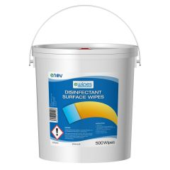 eWipe Surface Disinfectant Wipes Bucket Janitorial Supplies