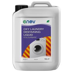 Oxy Laundry Destaining Liquid 10 Litre Janitorial Supplies