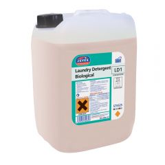 Jeyes SoSoft Concentrated Biological Laundry Detergent 10 Litre Janitorial Supplies