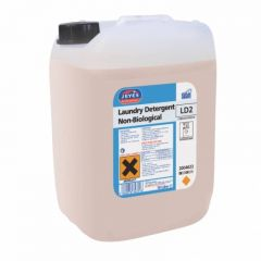 Jeyes SoSoft Concentrated Non Biological Laundry Detergent 10 Litre Janitorial Supplies