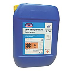 SoSoft Low Temperature Laundry Destainer 10 Litre Janitorial Supplies