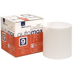 Automax 9 Polishing Cloth White Janitorial Supplies