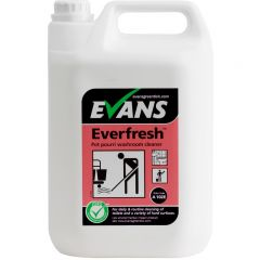 Evans Everfresh Pot Pourri Washroom Cleaner 5 Litre Janitorial Supplies
