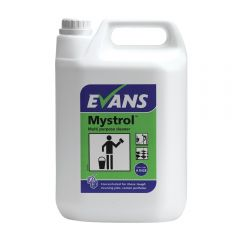 Evans Mystrol Multi Purpose Cleaner 5 Litre Janitorial Supplies