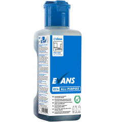 Evans EC6 All Purpose Hard Surface Cleaner 1 Litre Janitorial Supplies