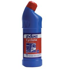 Evans Cyclone Extra Thick Bleach RTU 750ml Janitorial Supplies