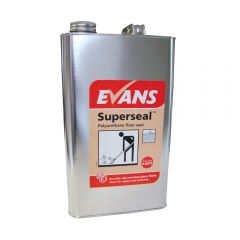 Evans Superseal Polyurethane Floor Seal 5 Litre Janitorial Supplies