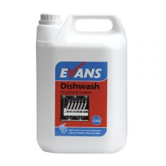 Evans Dishwash Automatic Machines 5 Litre Janitorial Supplies