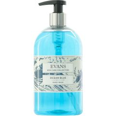 Evans Ocean Blue Hand, Hair and Body Wash 500ml Janitorial Supplies