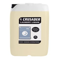 Evans Crusader Laundry Liquid 20 Litre Janitorial Supplies