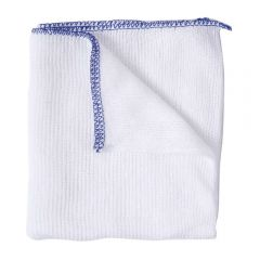 Blue Bleached Dishcloths Janitorial Supplies